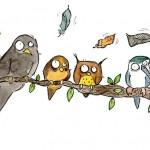 Il viaggio degli uccelli